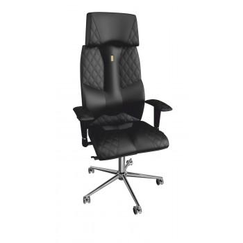 Кресло эргономичное Kulik BUSINESS (0602) black