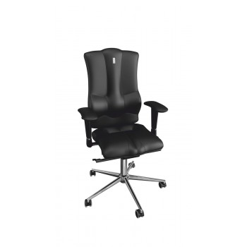 Кресло эргономичное Kulik ELEGANCE (1005) black