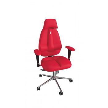 Кресло эргономичное Kulik CLASSIC MAXI (1201) red