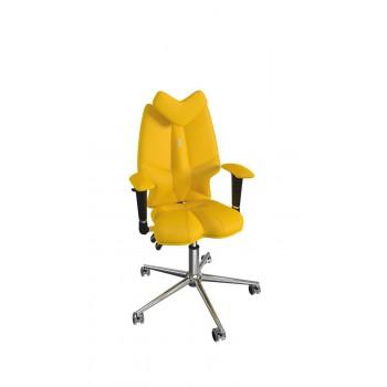 Кресло детское эргономичное Kulik FLY (1302) yellow