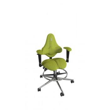 Кресло детское эргономичное Kulik KIDS (1505) green