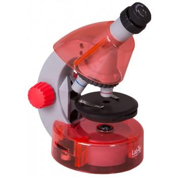 Микроскоп Levenhuk LabZZ M101 Orange\Апельсин 69730