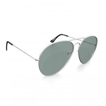 3D очки для RealD Look3D LK3D3901C3, Авиаторы, серебристый