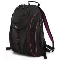 Рюкзак универсальный MobilEdge Express Backpack 2.0 Black w/Lavender Trim