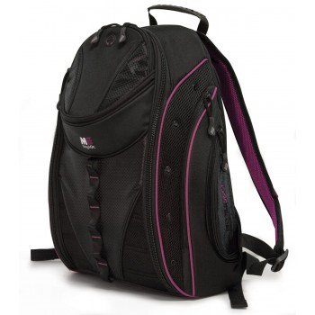 Рюкзак универсальный MobilEdge Express Backpack 2.0 Black w/Lavender Trim