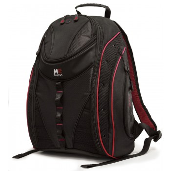 Рюкзак универсальный MobilEdge Express Backpack 2.0 Black w/Red Trim