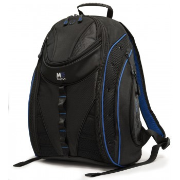 Рюкзак универсальный MobilEdge Express Backpack 2.0 Black w/Royal Blue Trim