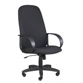 Кресло руководителя OLSS Амбасадор Ультра, черный