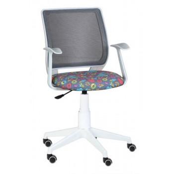 Кресло офисное OLSS Эксперт, белое