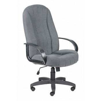 Кресло руководителя OLSS Гармония  ультра, светло-серый