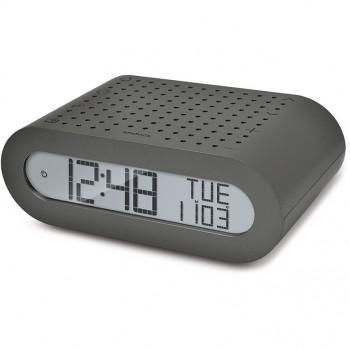 Oregon Scientific RRM116-g Настольные часы с FM-радио, серые