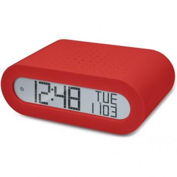 Oregon Scientific RRM116-r Настольные часы с FM-радио, красные