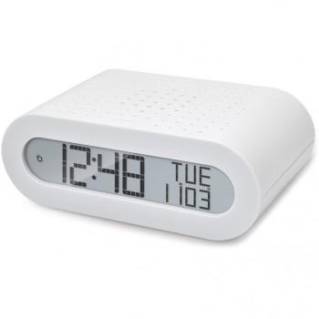 Oregon Scientific RRM116-w Настольные часы с FM-радио, белые