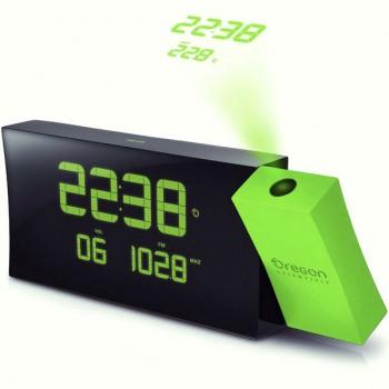 Oregon Scientific RRM222PN Часы проекционные с FM-радио, ПРИЗМА