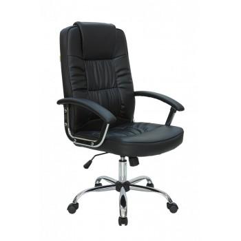 Кресло офисное Riva Chair 9082-2, черный