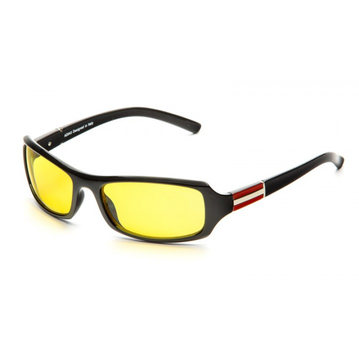 Очки для водителей SP Glasses AD043_B, черный