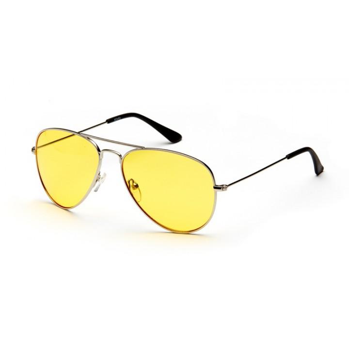 Очки для водителей SP Glasses AD063_S, серебро