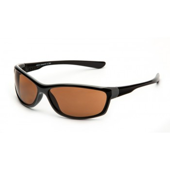 Очки для водителей SP Glasses AS033 (солнце) premium, черно-серый