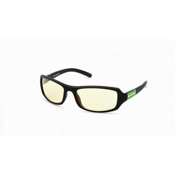 Очки для компьютера (для геймеров) SP Glasses SKILL01, лайм матовый