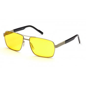 Очки для водителей SP Glasses AD069exclusive, серебро