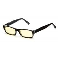Очки для компьютера SP Glasses AF043, черно-белый