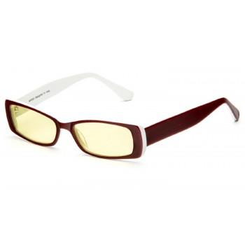 Очки для компьютера SP Glasses AF008 premium, красно-белые