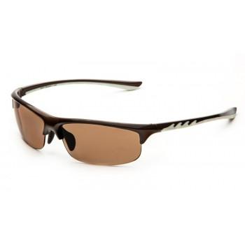 Очки для водителей SP Glasses AS021 (солнце), шоколадно-белый