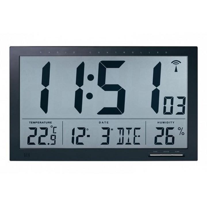 Цифровые часы с термометром  TFA 60.4510.01