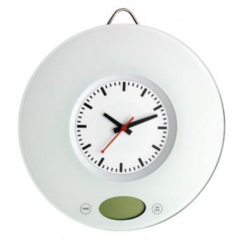 Часы-Весы TFA 60.3002 кухонные c ЖК-дисплеем