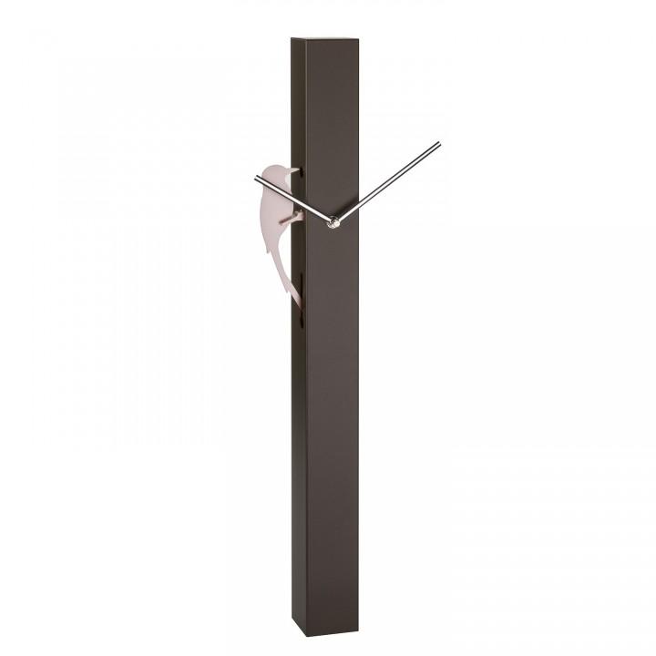 Аналоговые маятниковые часы TFA 60.3062.08, коричневый