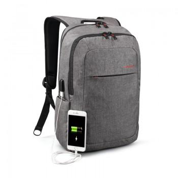 Рюкзак Tigernu T-B3090U, темно-серый