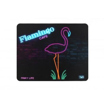 Неоновый коврик для мышки TNB, Фламинго