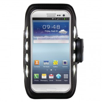 Спортивный чехол на руку для смартфона T'nB SPARMLED (для бега)