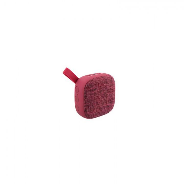 Bluetooth колонка RECORD Volume 1, 4Вт, красный