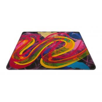 Игровой коврик для мыши Xtrfy GP4, Large, Street Pink