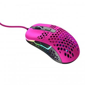 Игровая мышь Xtrfy M42 с RGB, Pink